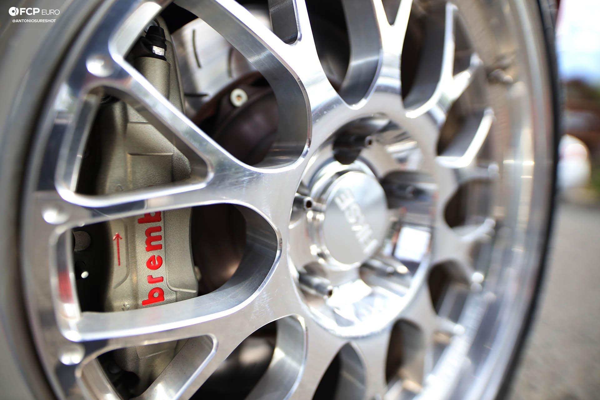 E30 M3 Supercharged metal widebody Brembo Race Technologies Ireland Engineering