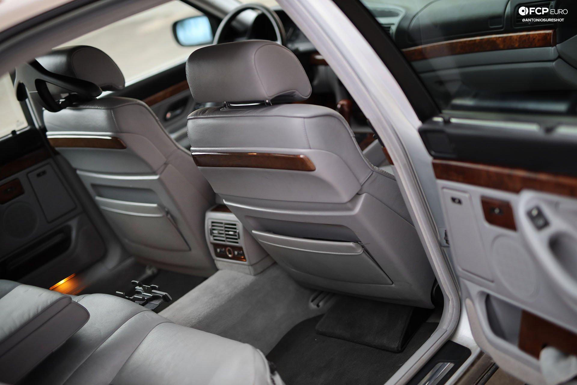 E38 BMW 750iL M73