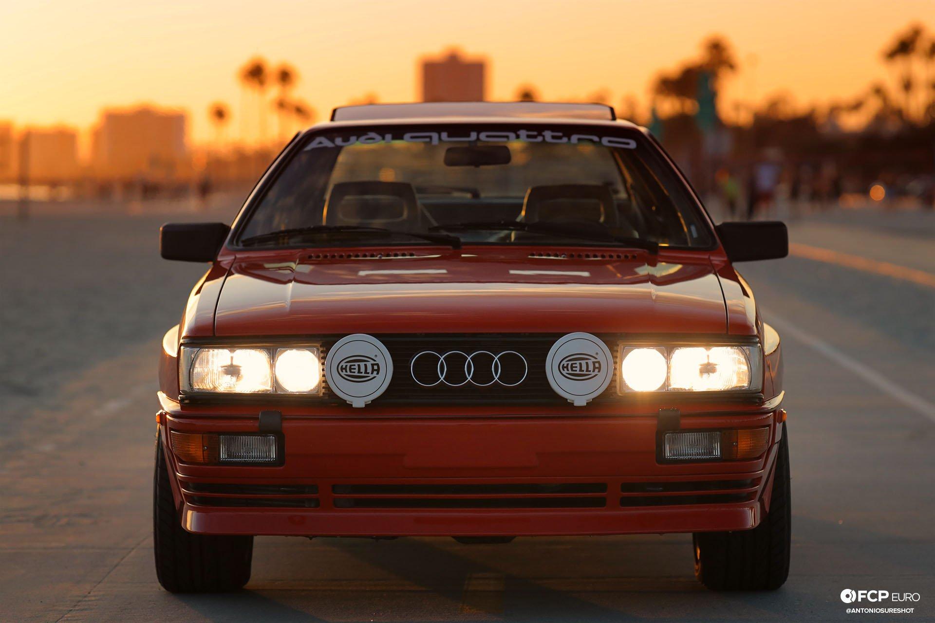 Audi Quattro B2
