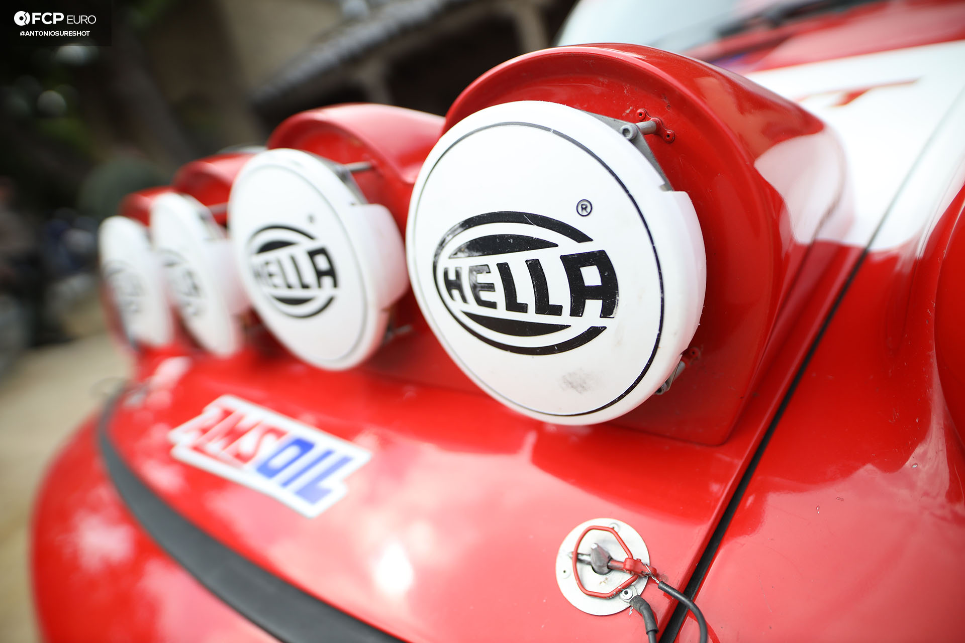 Hella fog lights Safari 964 Rothsport Racing Porsche 911 Rally Car Mexican 1000 Luftgekuhlt Olympus Rally