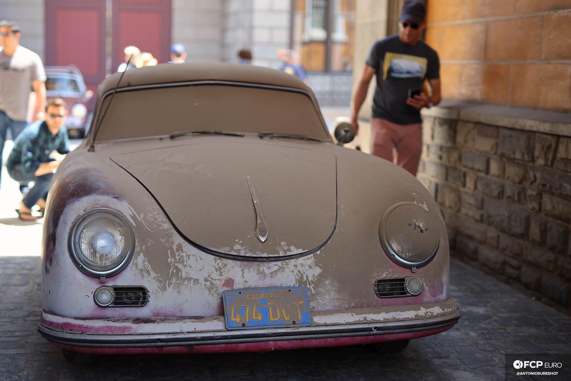 Luftgekühlt Air Cooled Porsche 356 Pre A barn find