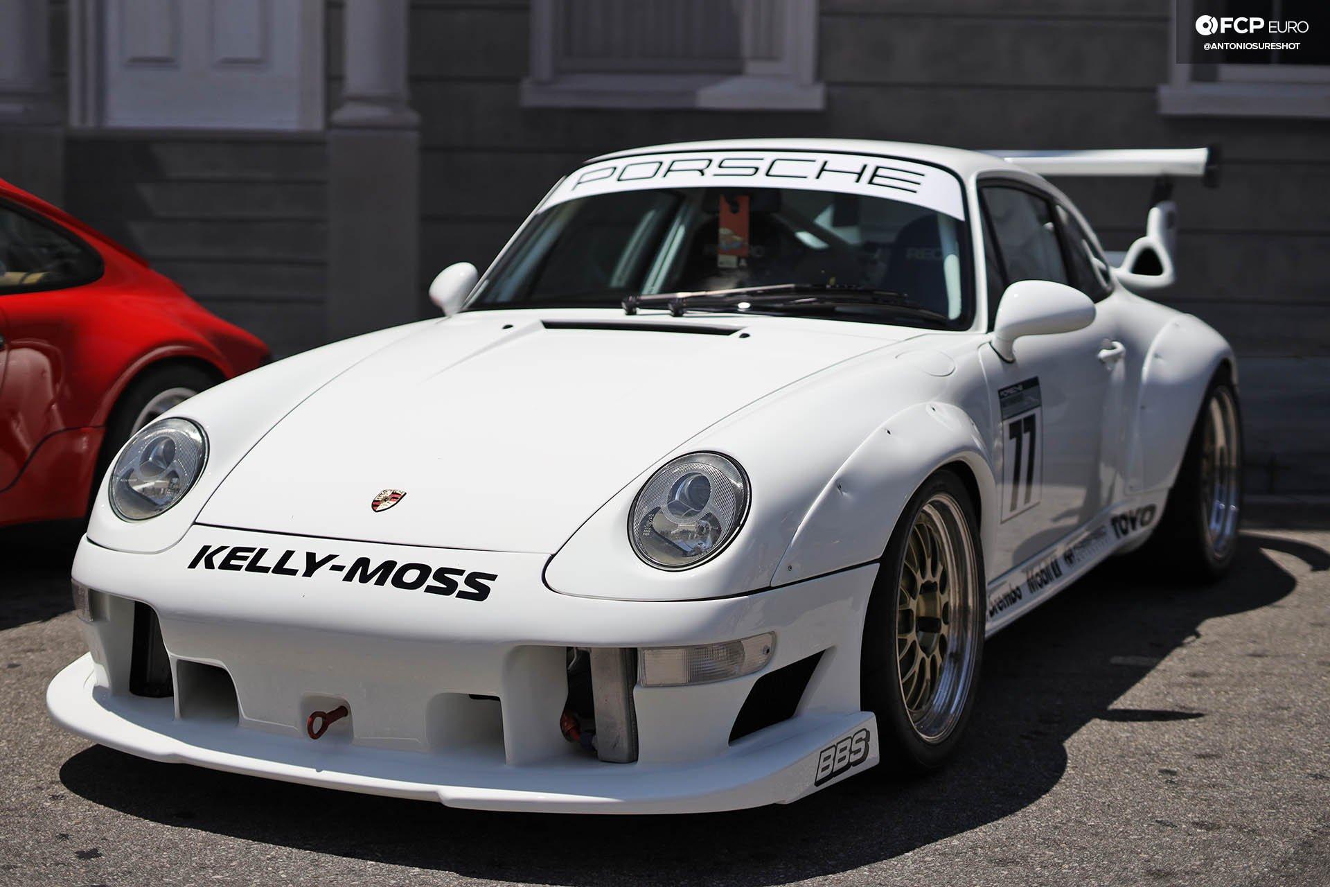 Luftgekühlt 993 911 Turbo GT2 Evo Kelly Moss