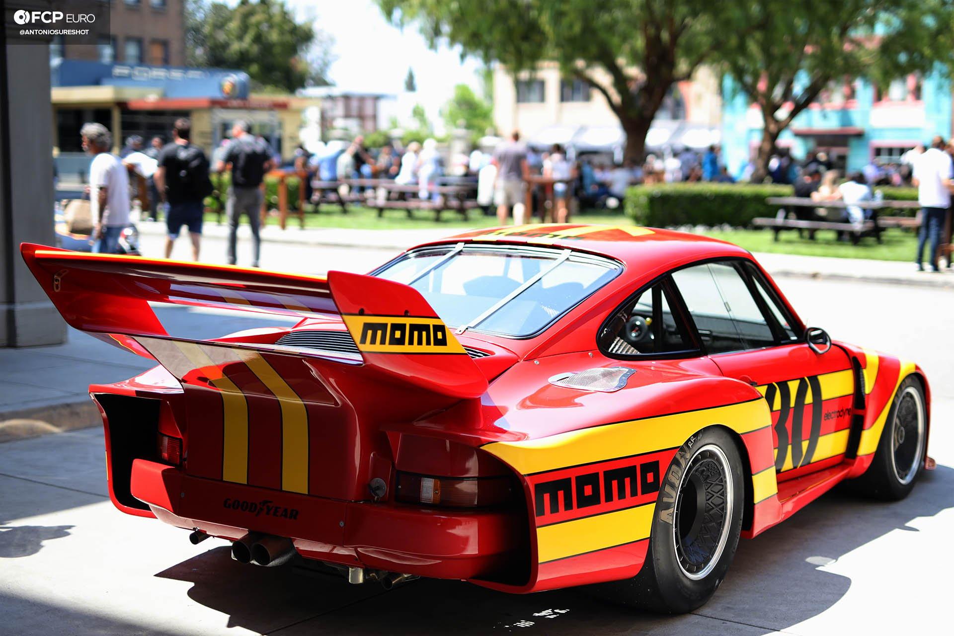 Luftgekühlt Porsche 935 Momo Canepa Daytona Hurley Haywood