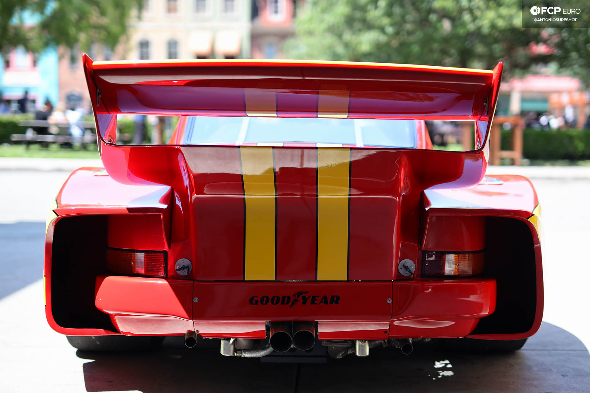 Luftgekühlt Porsche 935 Momo Canepa Daytona Hurley Haywood IMSA