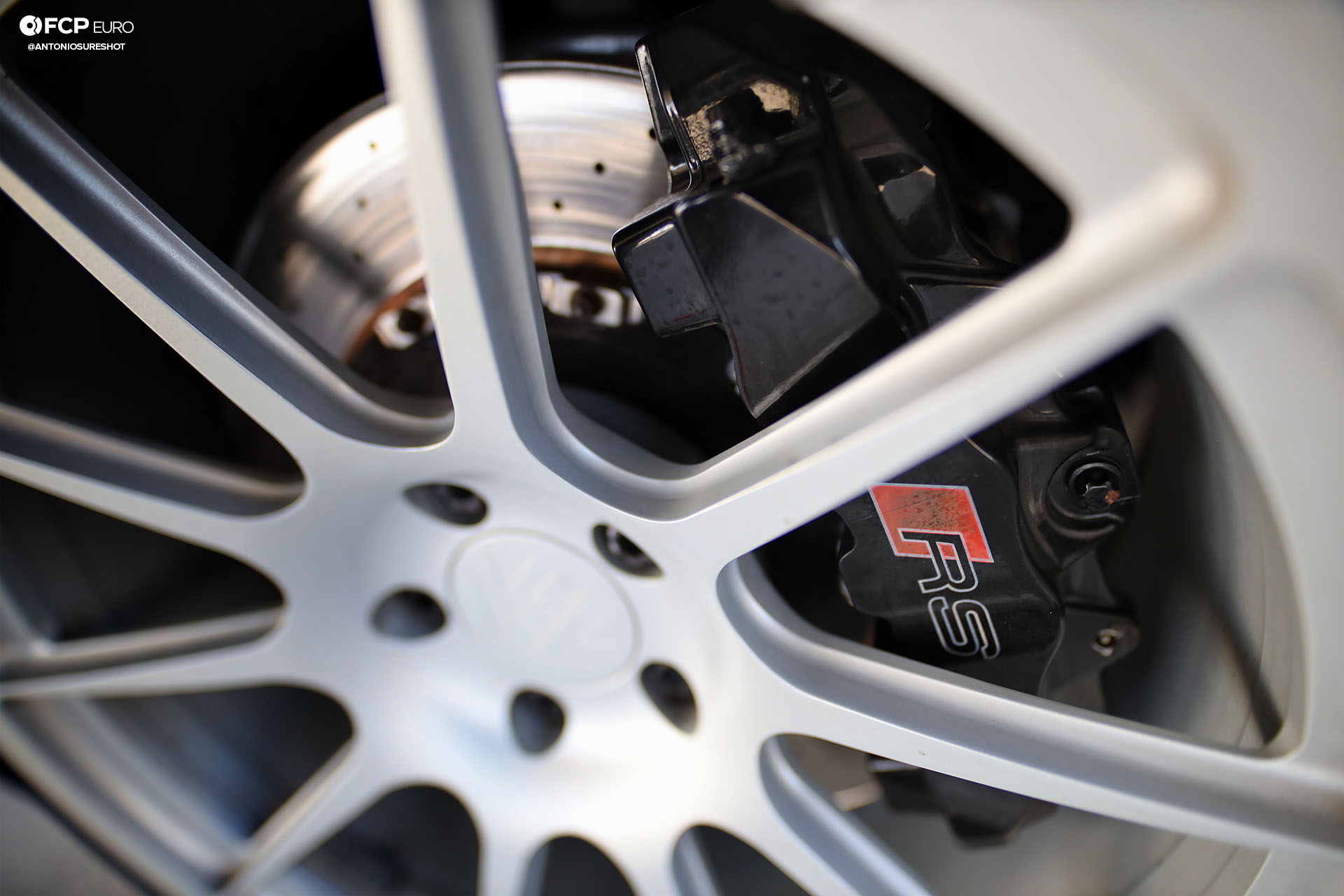 B7 Audi RS4 Brembo Brake Calipers