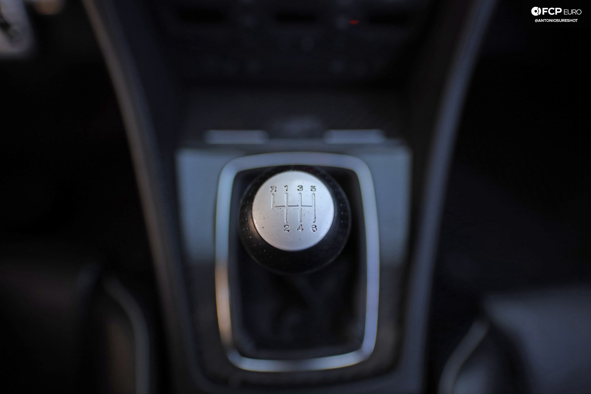 B7 Audi RS4 shift knob