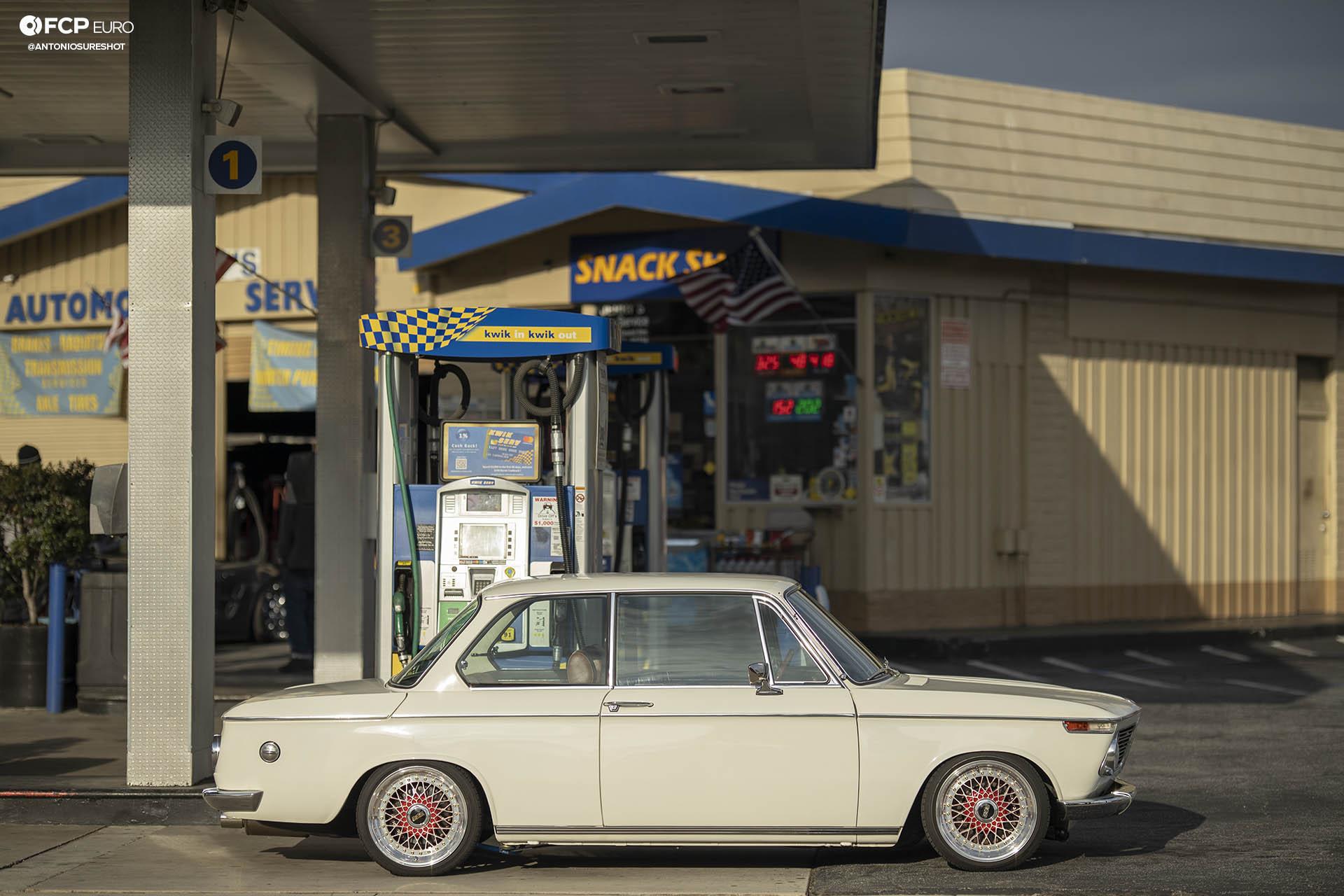 Top End BMW 2002 Shorty E10 Exhaust Header