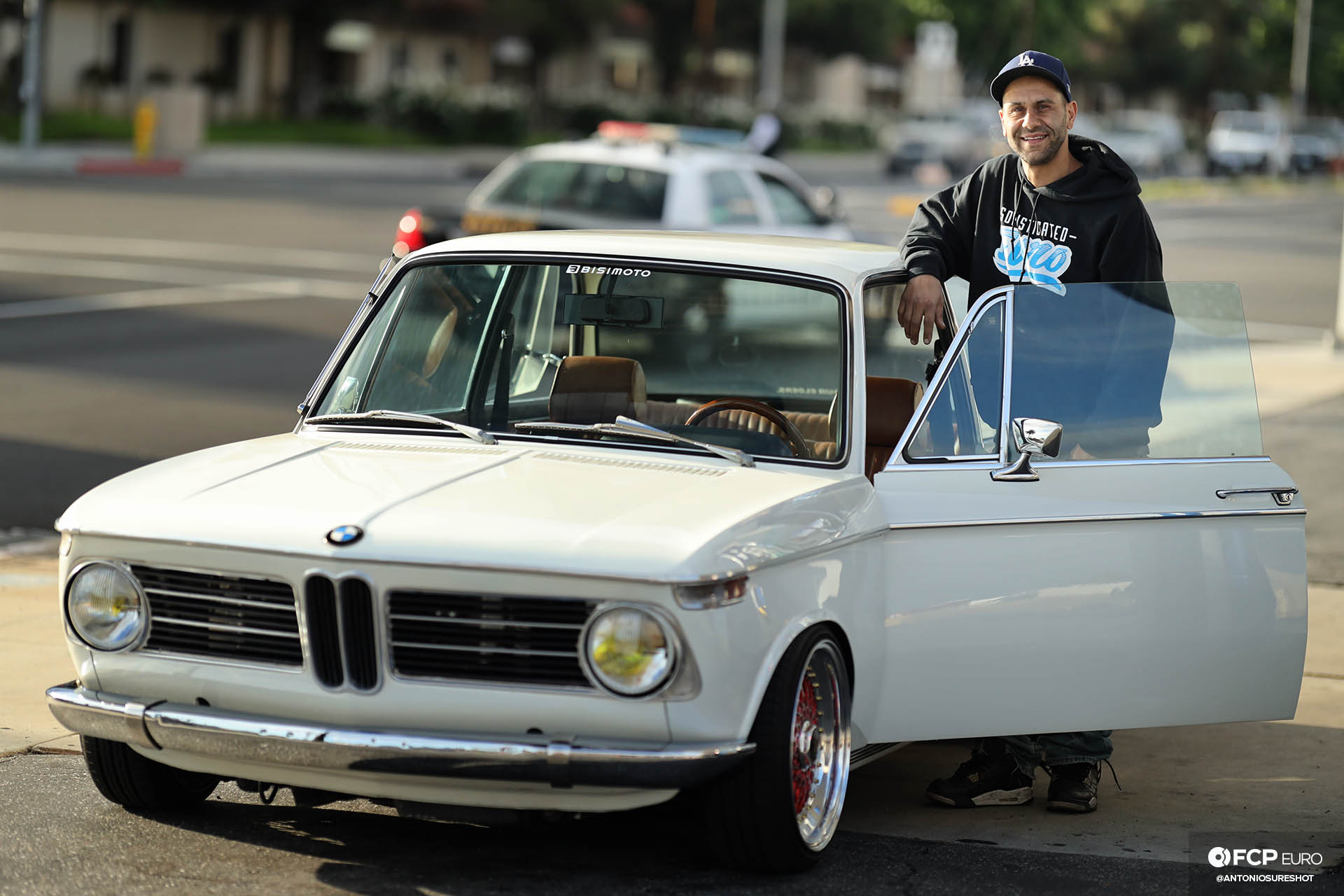Engine Swapped 1972 BMW 2002 with 400hp Turbo Charged M20 and BBS RS