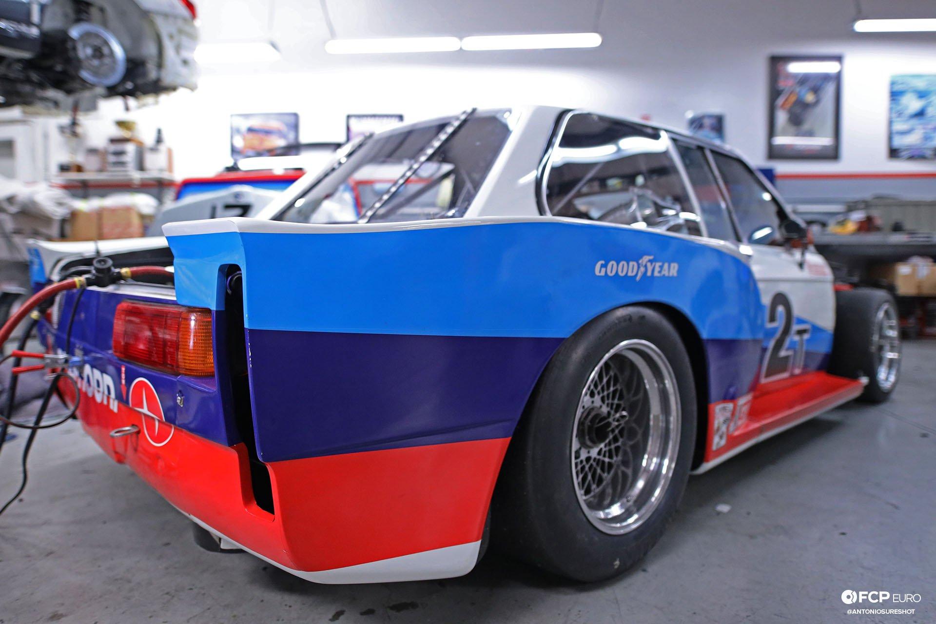 BMW E21 320 M12 Turbo IMSA Group 5 McLaren M12 BMWSF Henry Schmitt