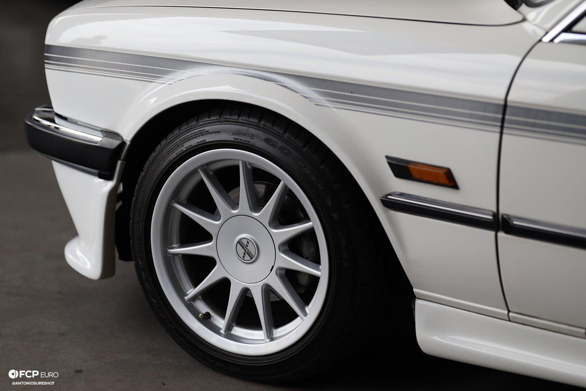 E30 BMW Hartge H26 Wheels