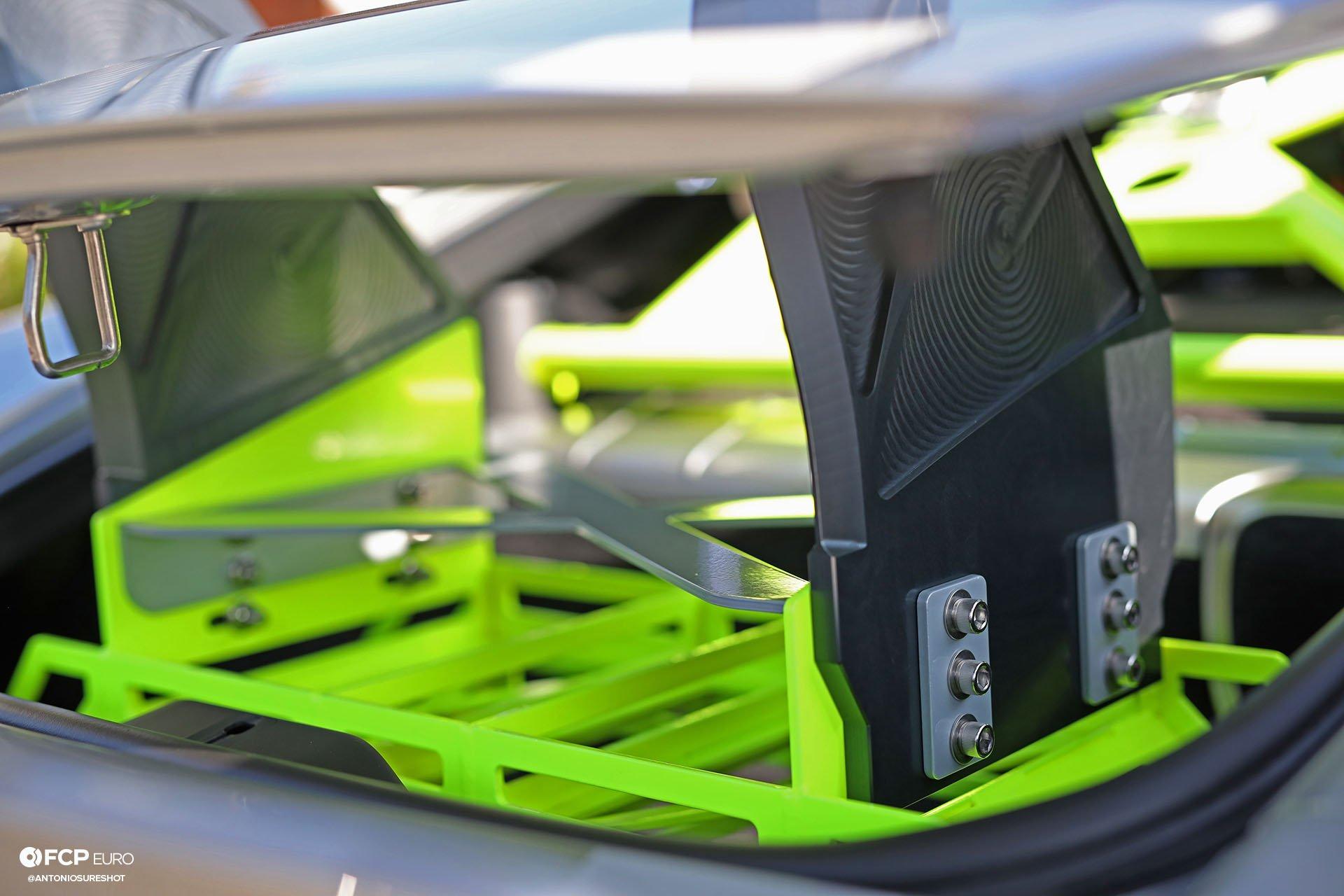 Pandem Widebody Porsche Cayman S Toyo Tires Moton Suspension Work Meister Tarett Brembo Voltex Recaro Dionne Mascunana