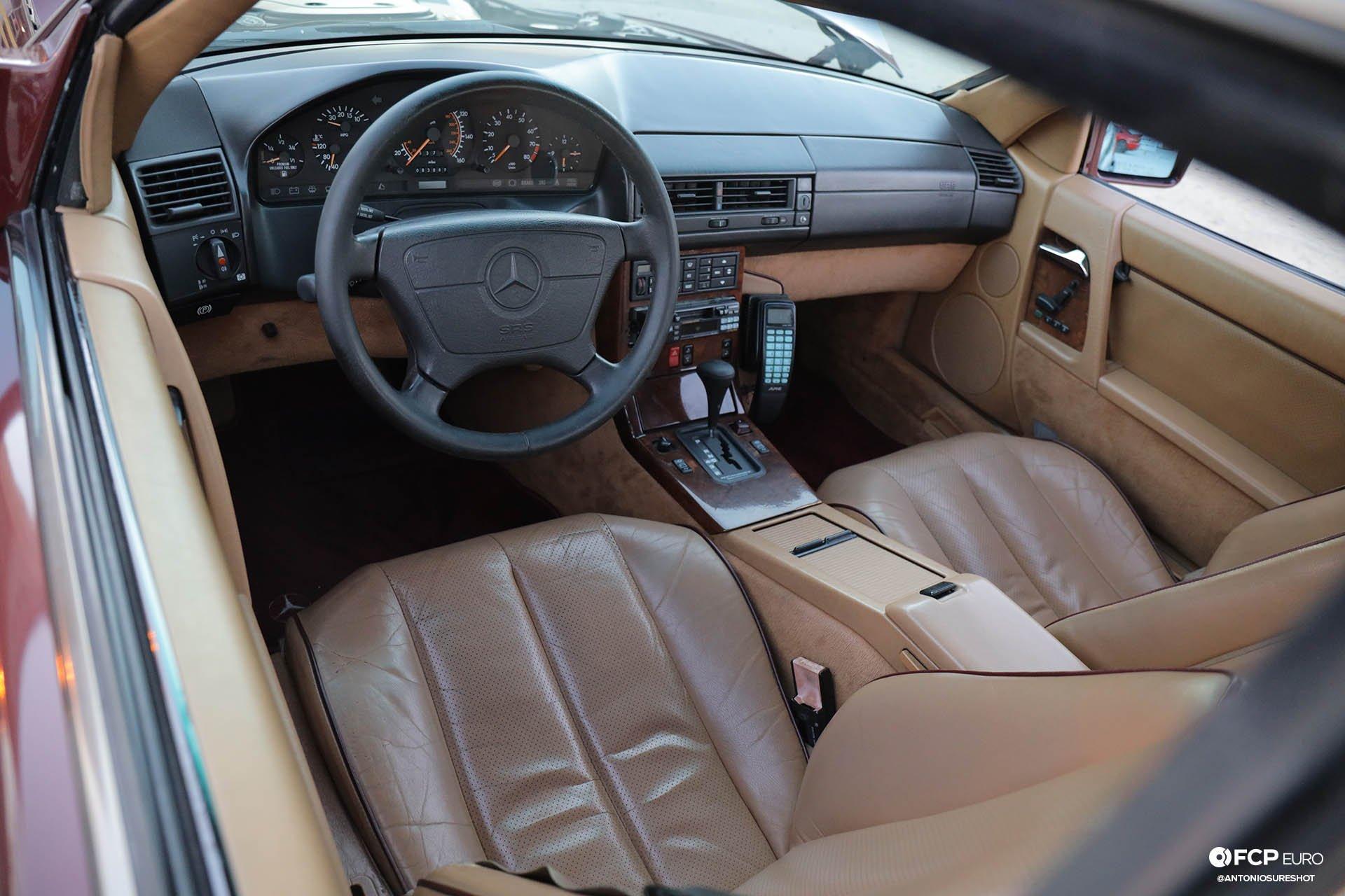 Mercedes Benz R129 300SL AMG Hammer