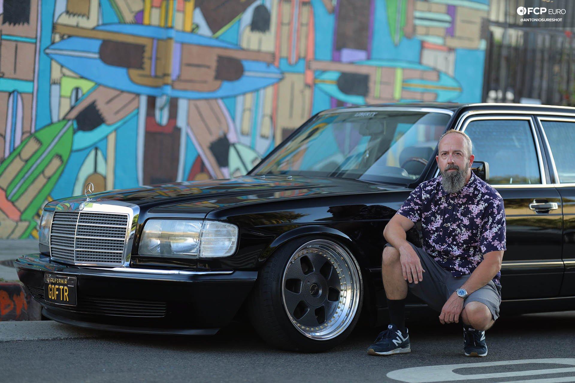 Liberty VIP Mercedes-Benz 420SEL LWB
