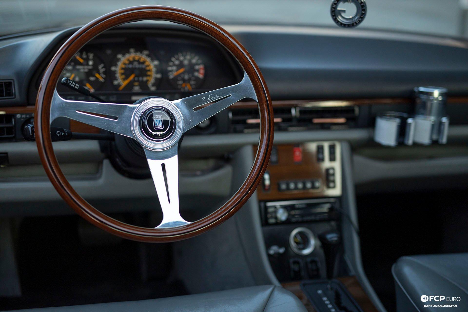 Nardi Classic 390 Liberty VIP Mercedes-Benz 420SEL LWB
