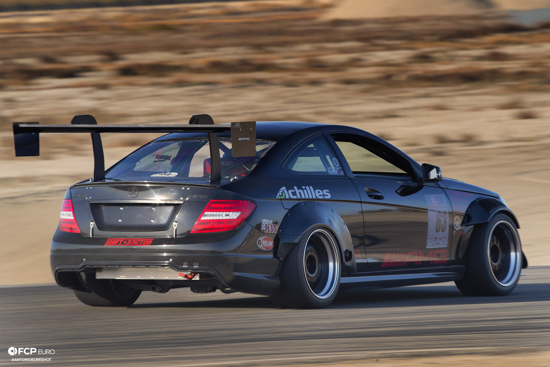 Global Time Attack AMG C63 Coupe AA1_7672 crop