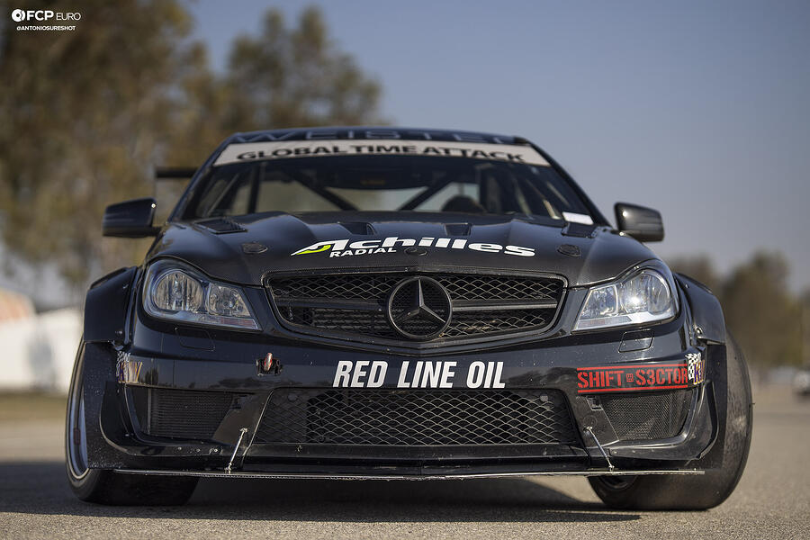 Global Time Attack AMG C63 Coupe EOSR3501