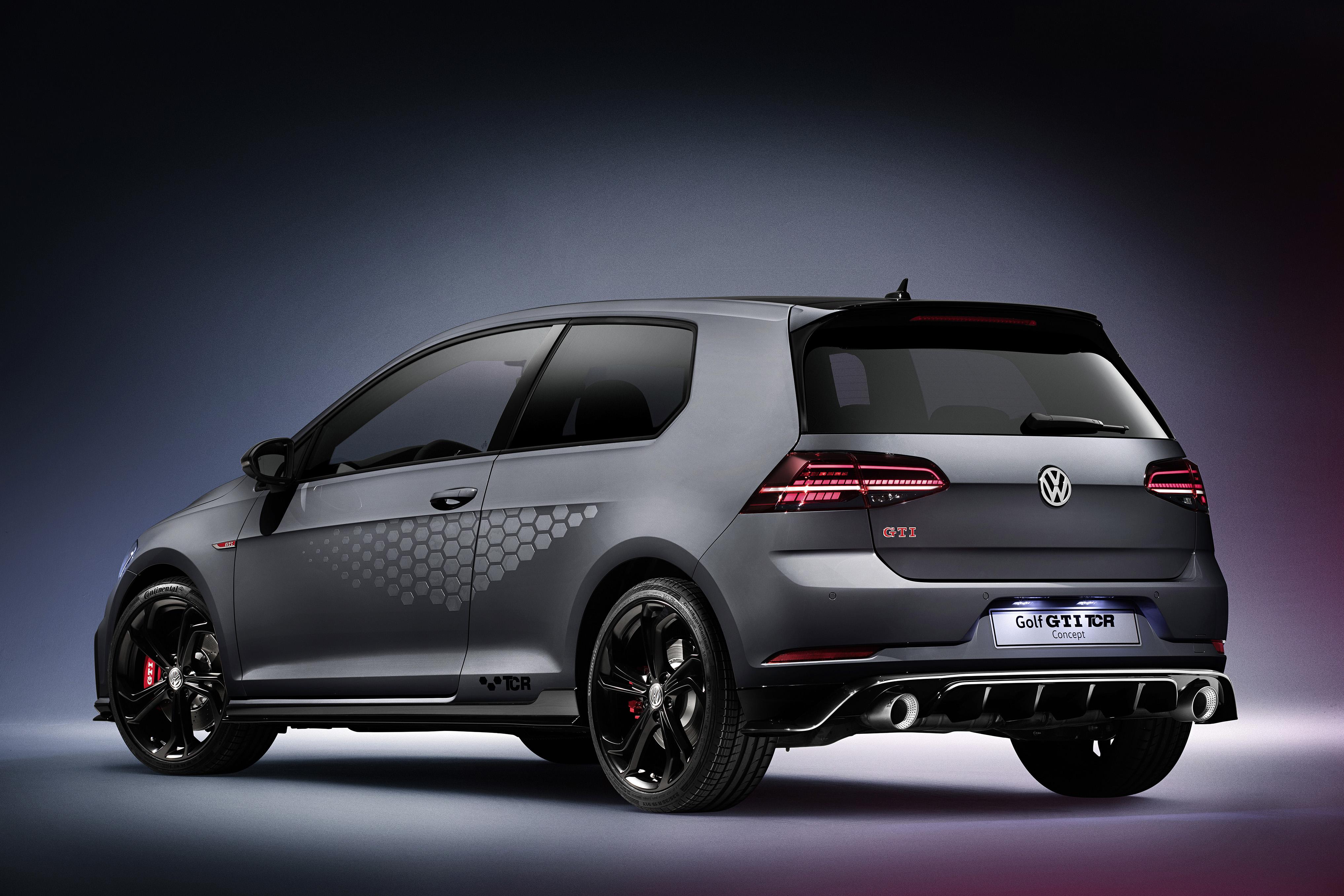 Golf GTI TCR Concept 4