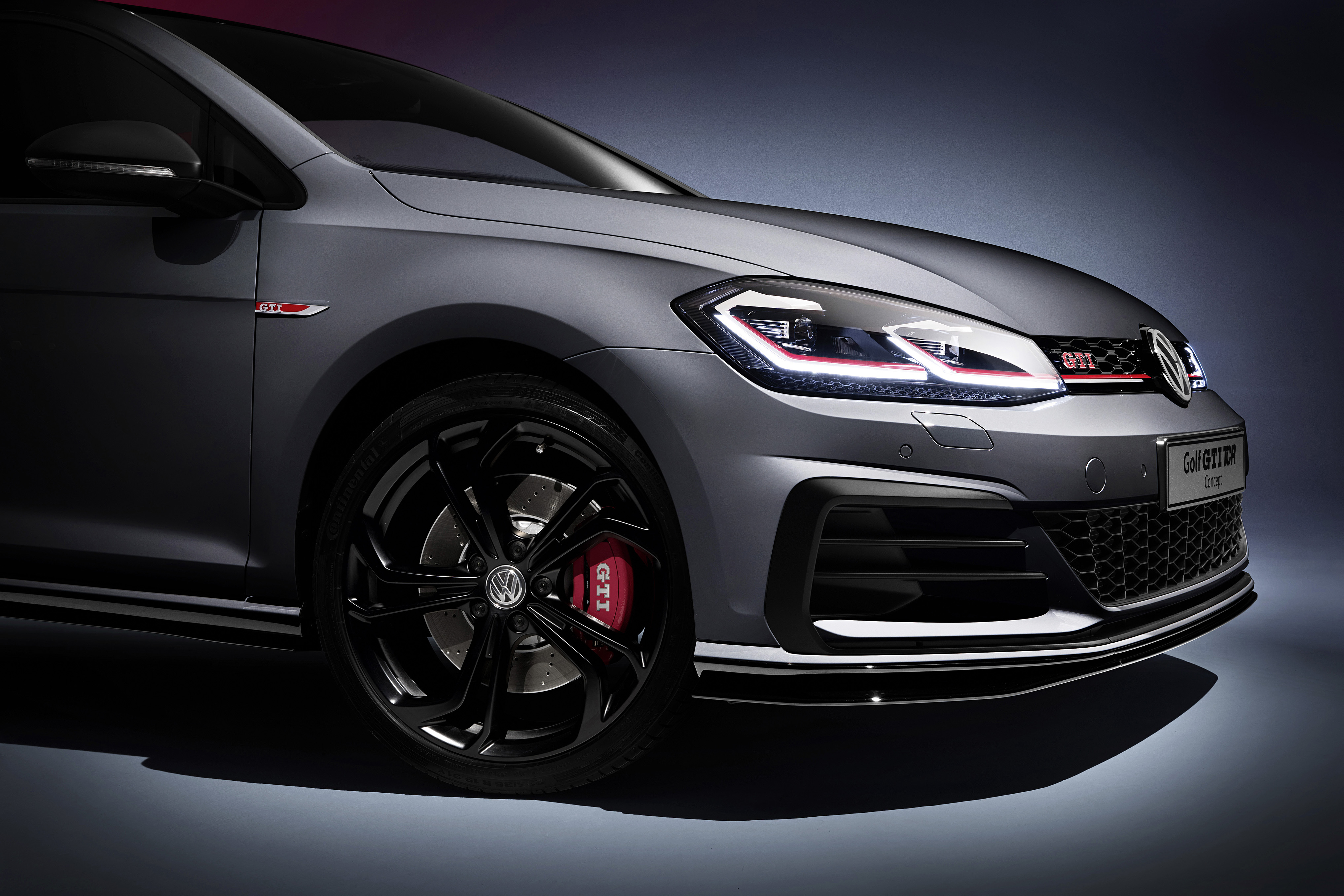 Golf GTI TCR Concept 5