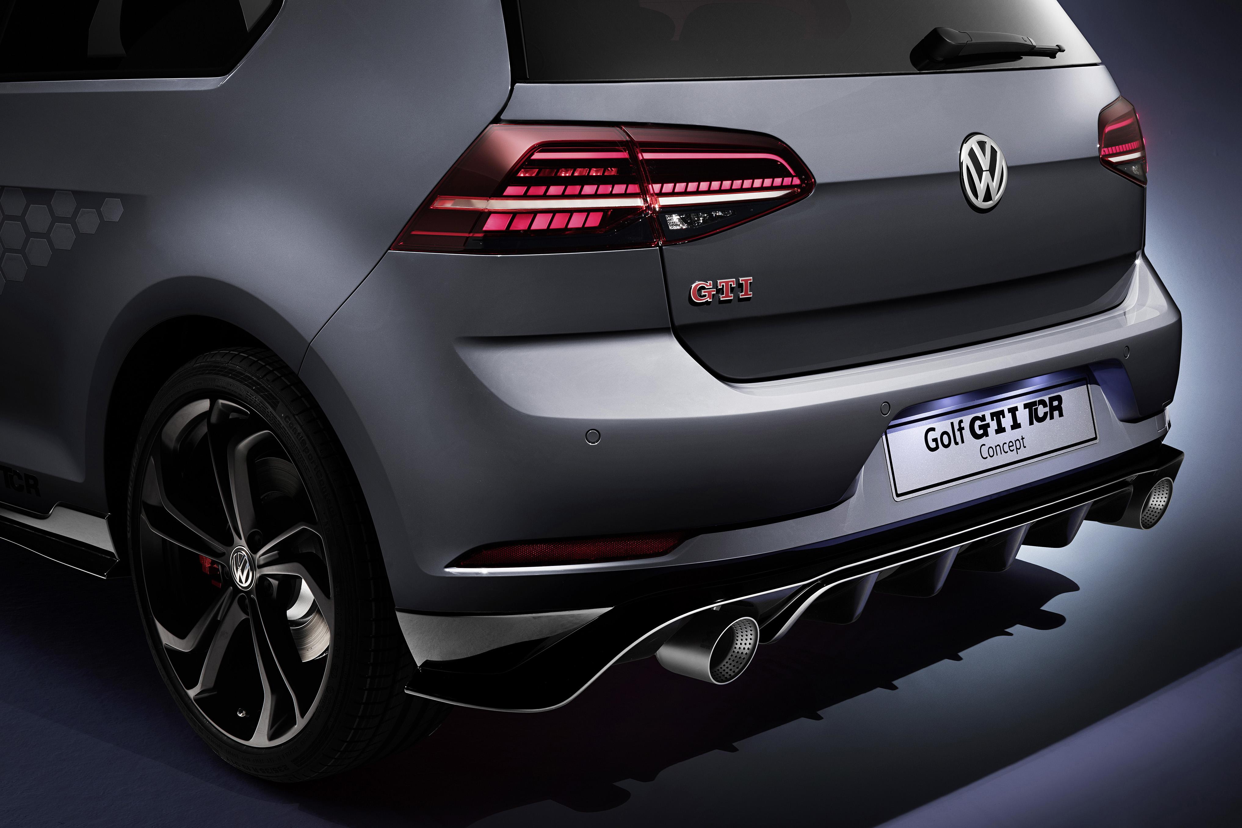 Golf GTI TCR Concept 6
