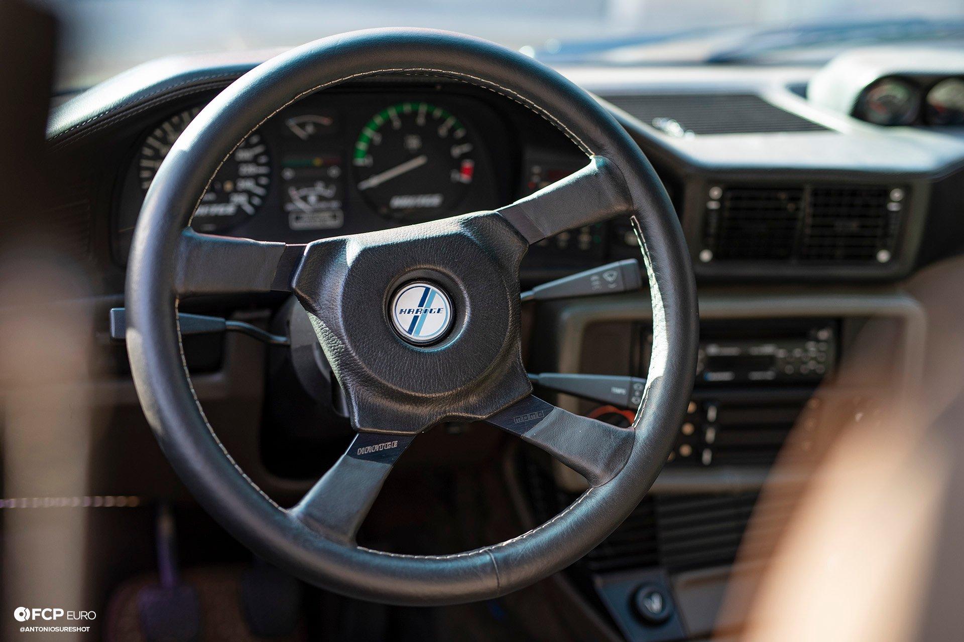 Hartge E28 BMW 535i ANT23111