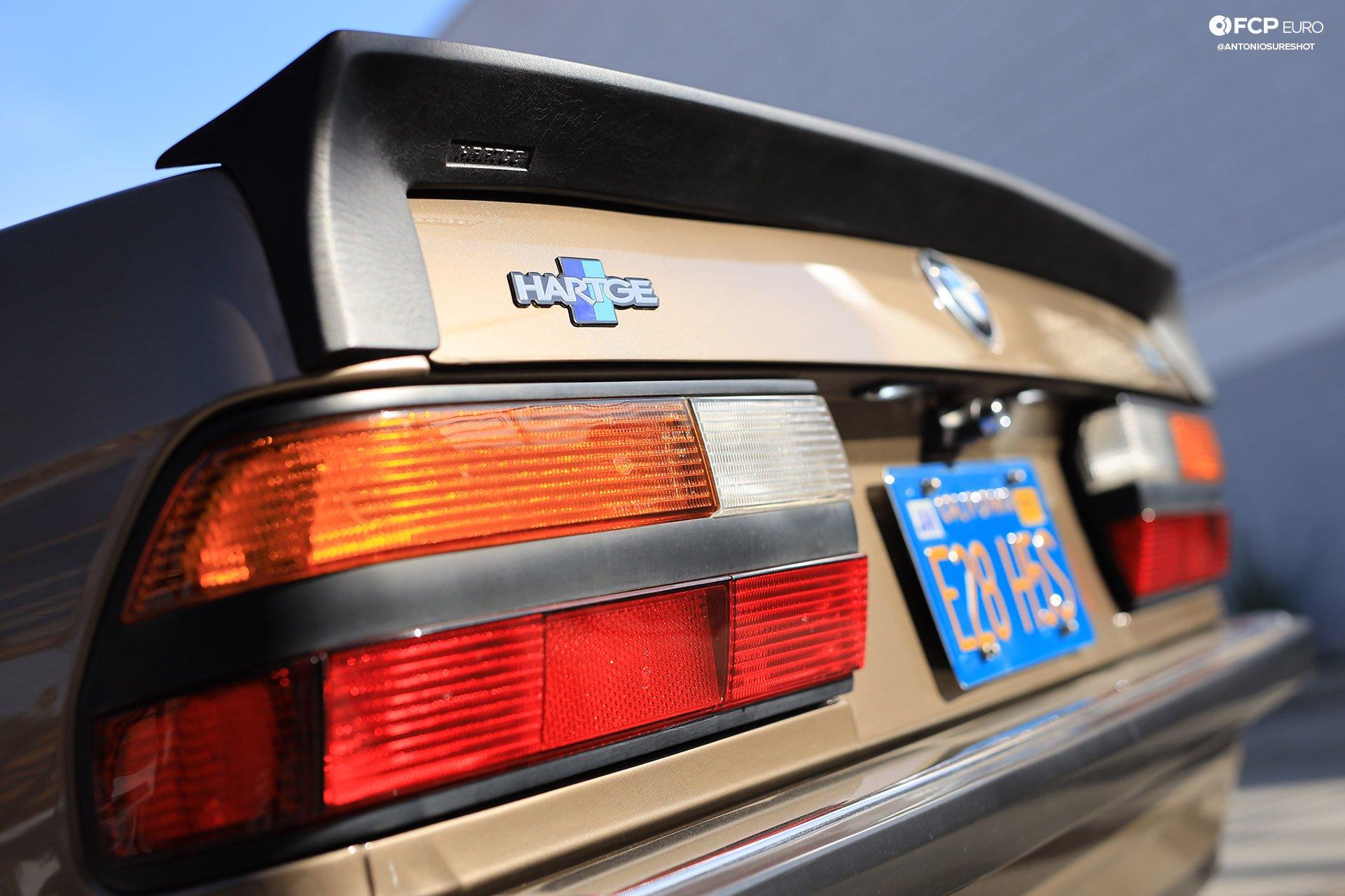 Hartge E28 BMW 535i EOSR5661
