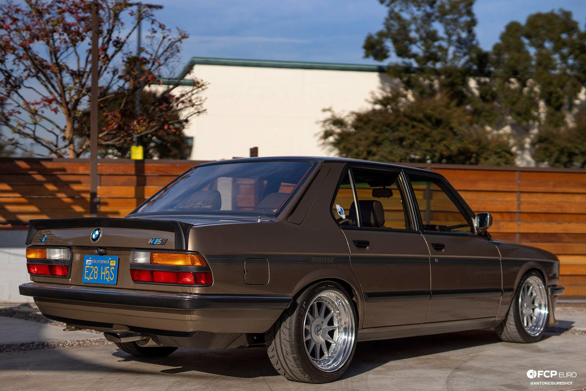 Hartge E28 BMW 535i EOSR5715