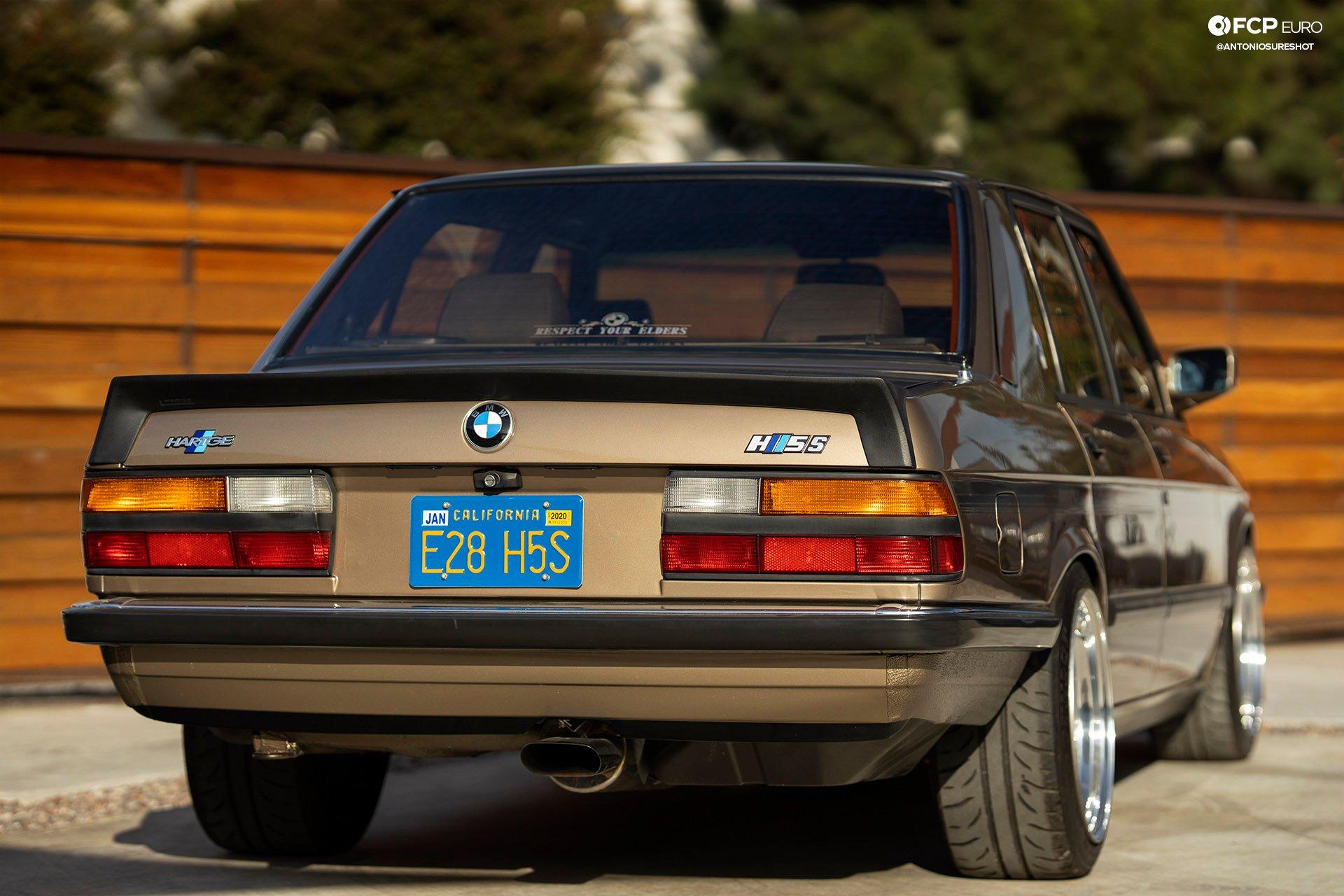 Hartge E28 BMW 535i EOSR5719
