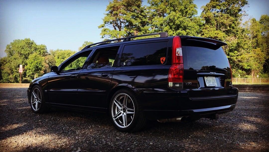Volvo-V70R