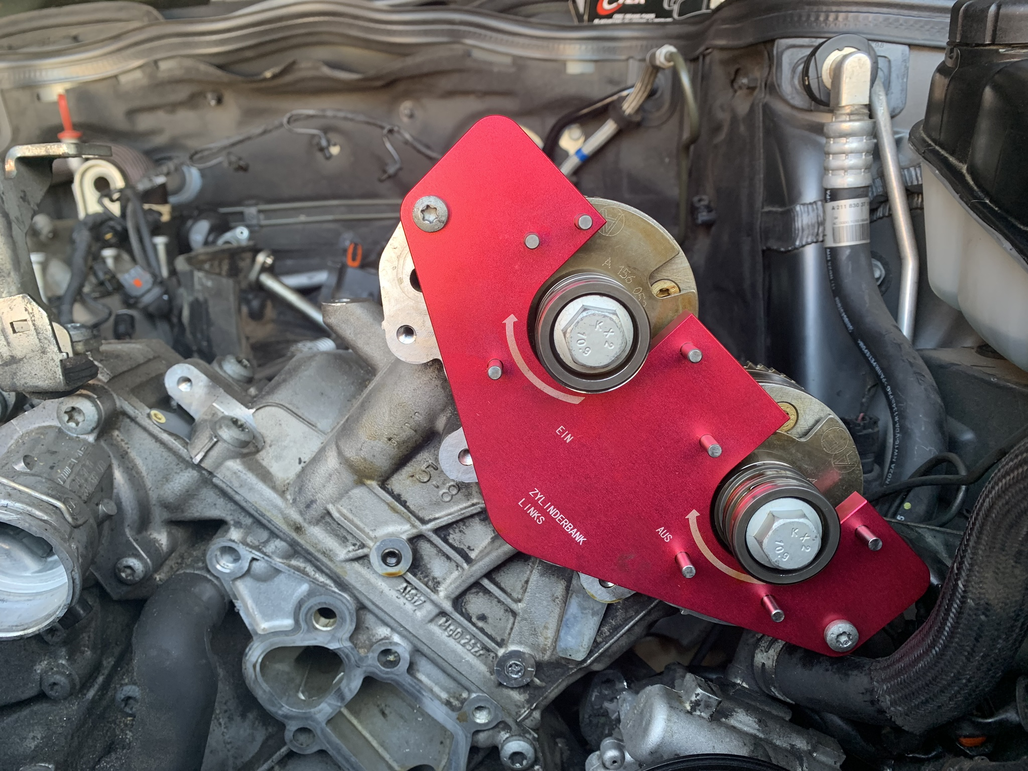 Mercedes-Benz M156 (C63 AMG, S63 AMG, & More) Cylinder Head