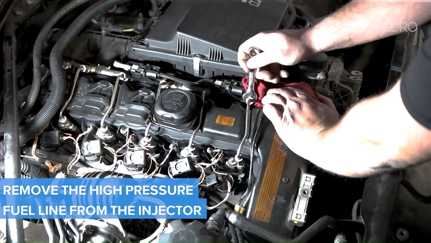 How To Replace BMW N54 Index 12 Fuel Injectors (Z4, X6, 740Li, 740i