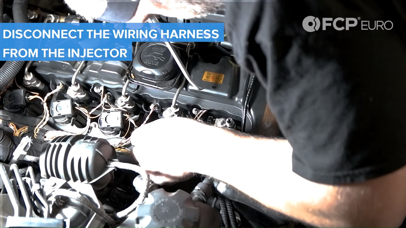 N54 Injector Wiring Harness