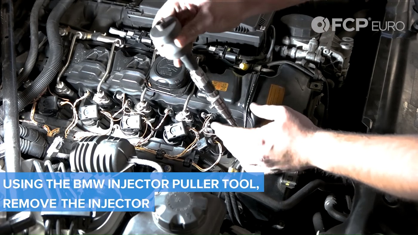 How To Replace BMW N54 Index 12 Fuel Injectors (Z4, X6, 740Li, 740i