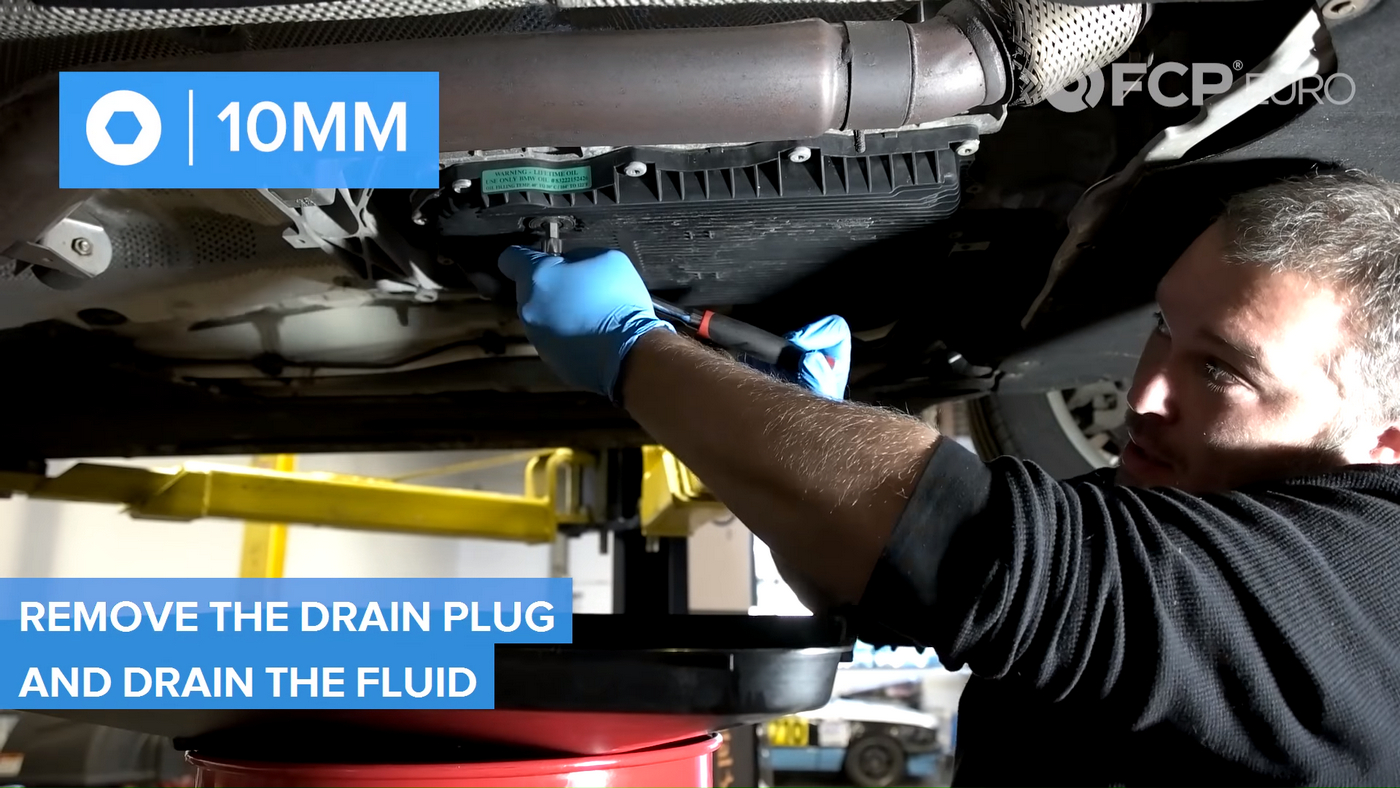 F30 Transmission Drain Plug