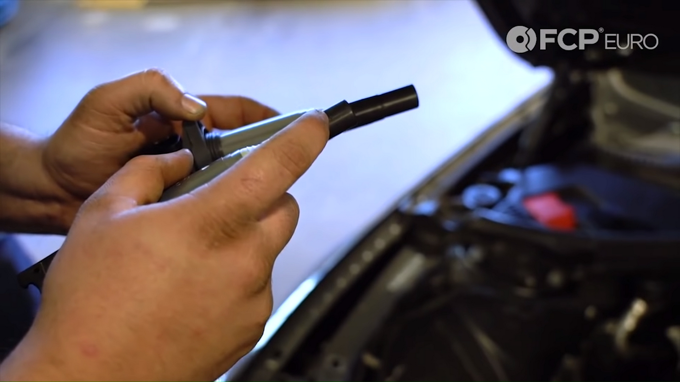 BMW Ignition Coil Inspection