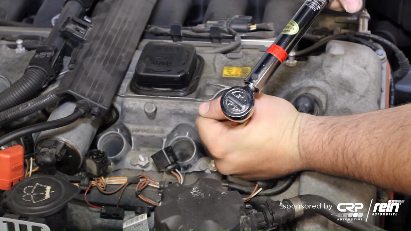 BMW E90 Plug Torque