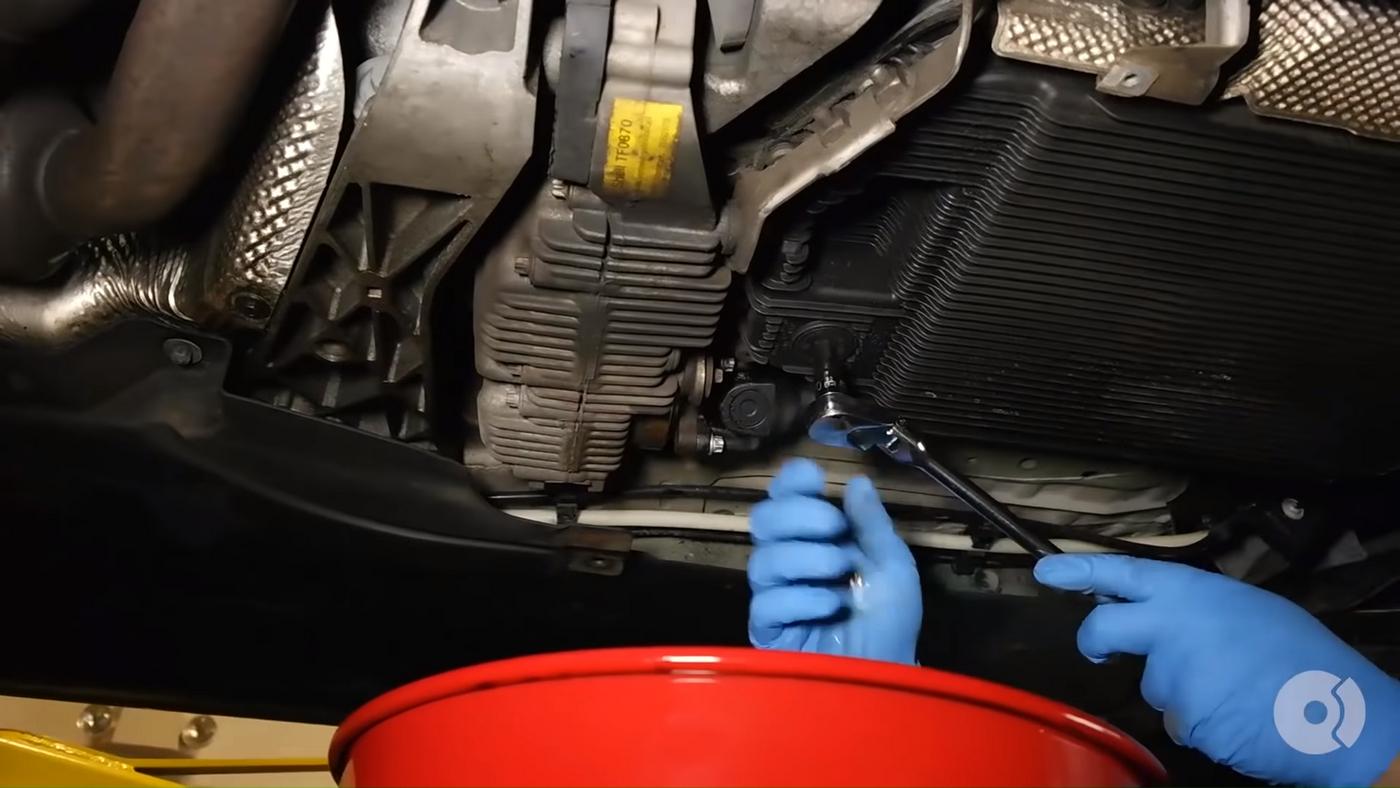 BMW Automatic Trans Drain Plug