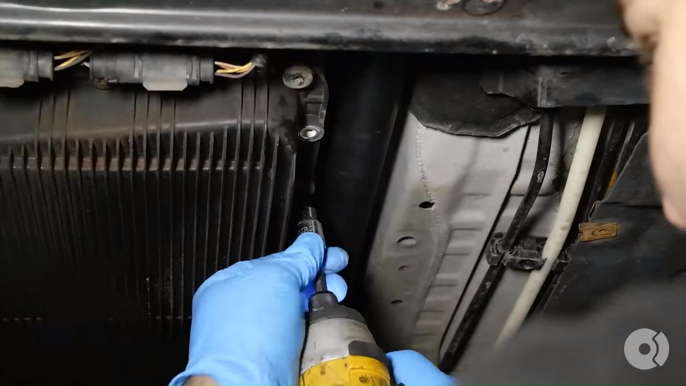 BMW Automatic Trans Pan Screws