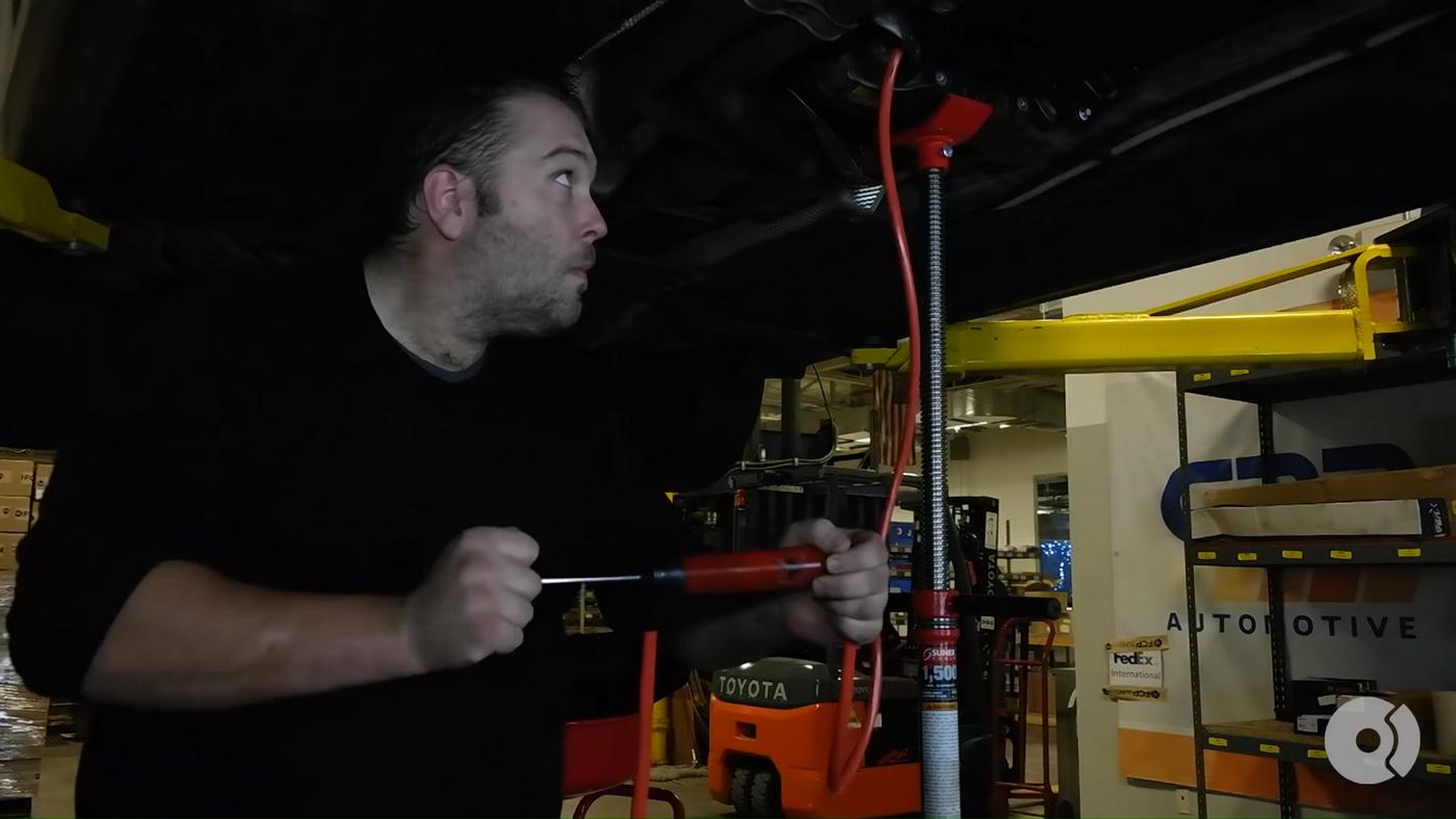 BMW Automatic Trans Fluid Fill