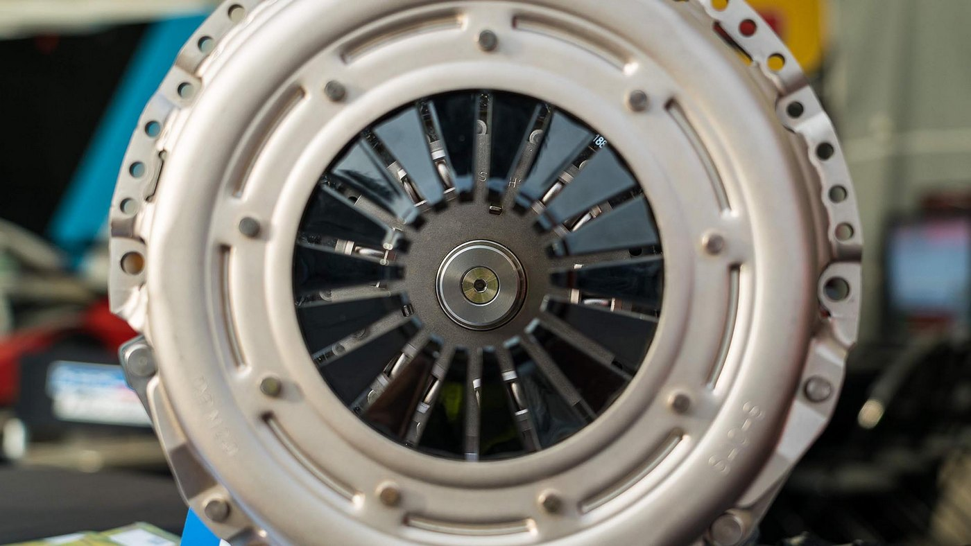 Lightweight Flywheel