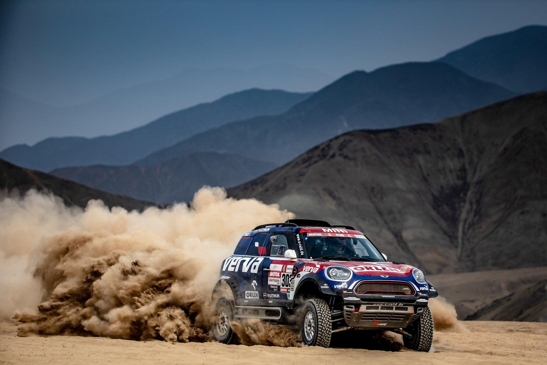 Mini Dakar Rally 1