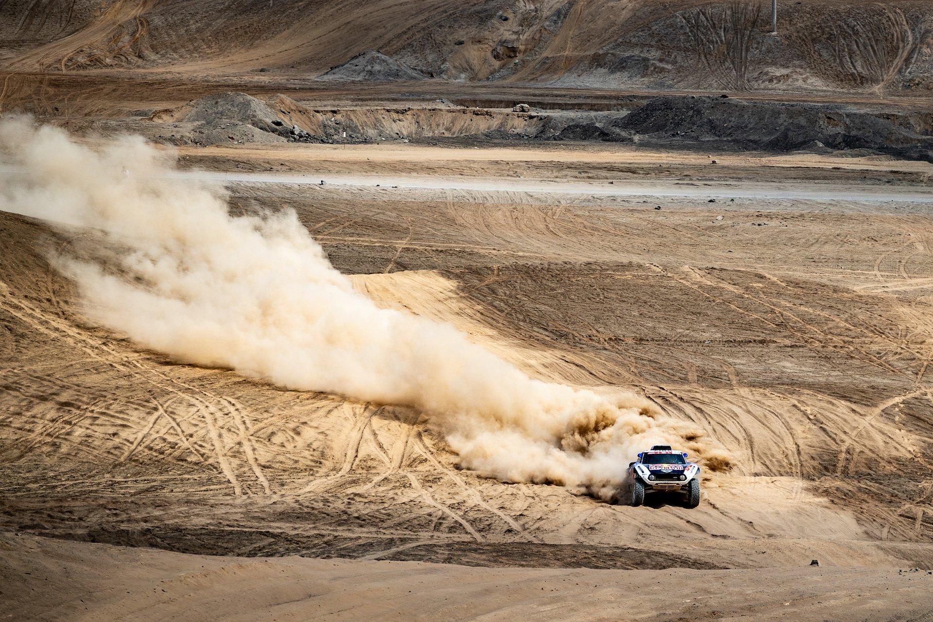Mini Dakar Rally 2