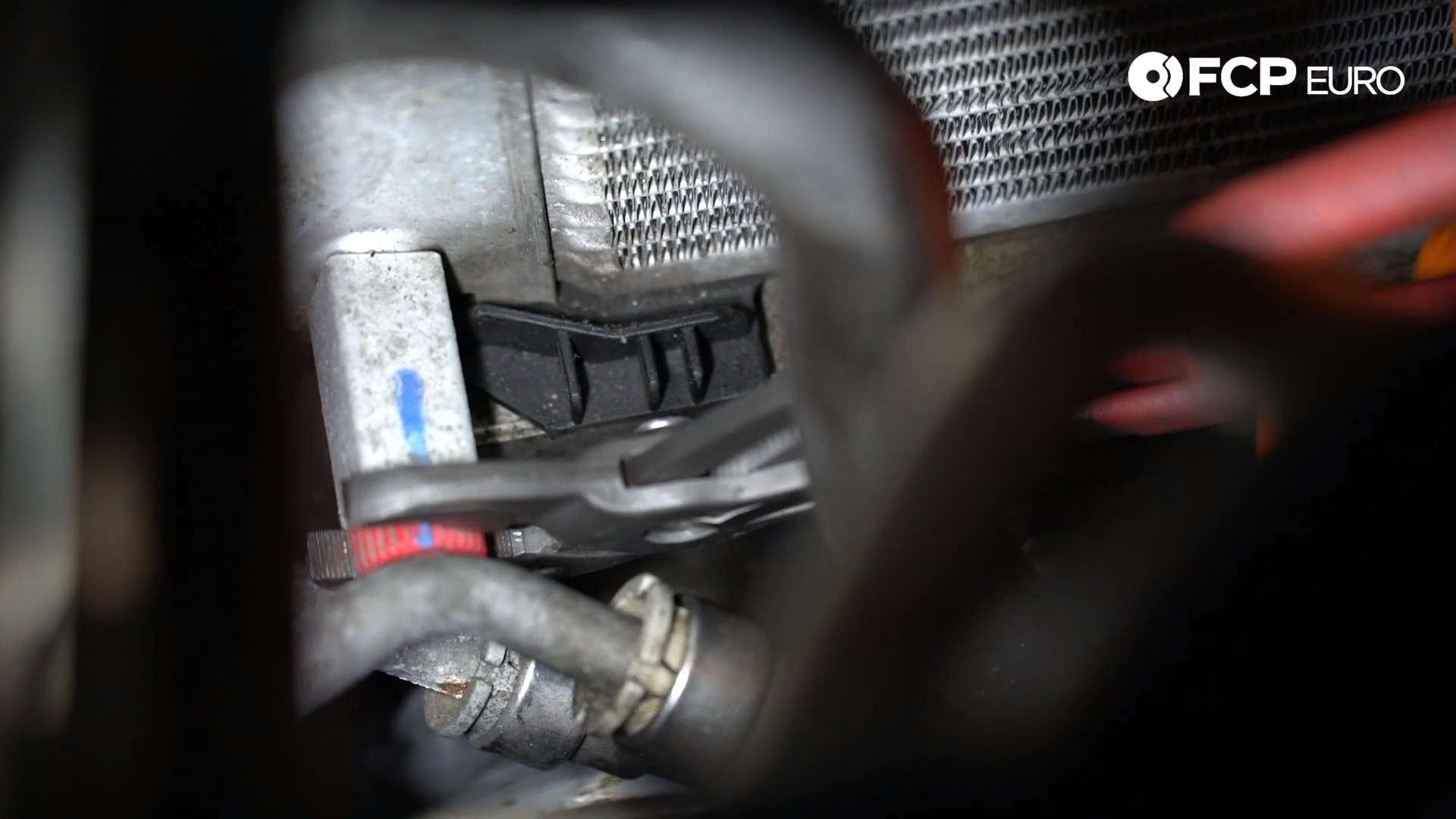 N54 Radiator Plug