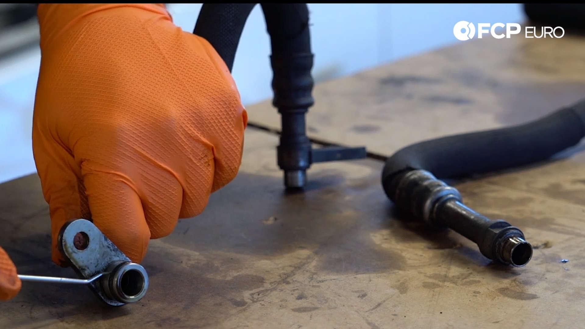 N54 Oil Cooler Line O-rings