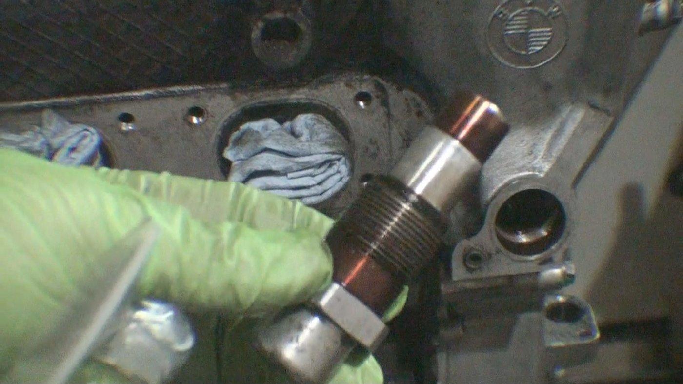 m52 mechanical tensioner