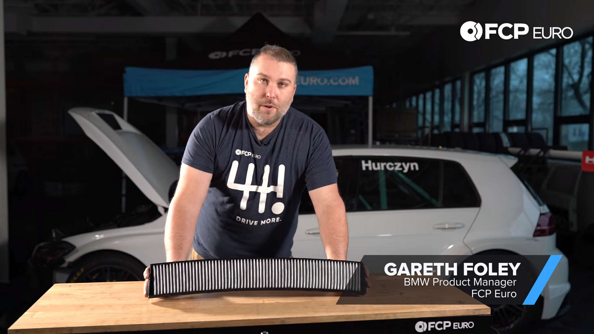 Gareth BMW Cabin Air Filter