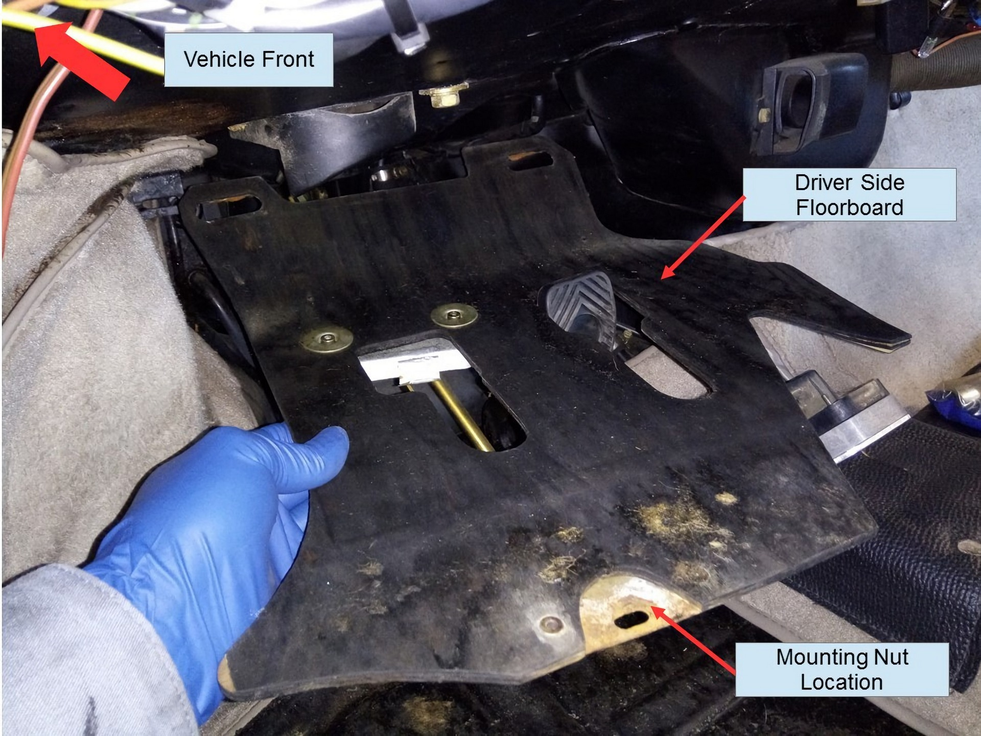 How To Rebuild The Pedal Cluster On An Air-Cooled Porsche 911