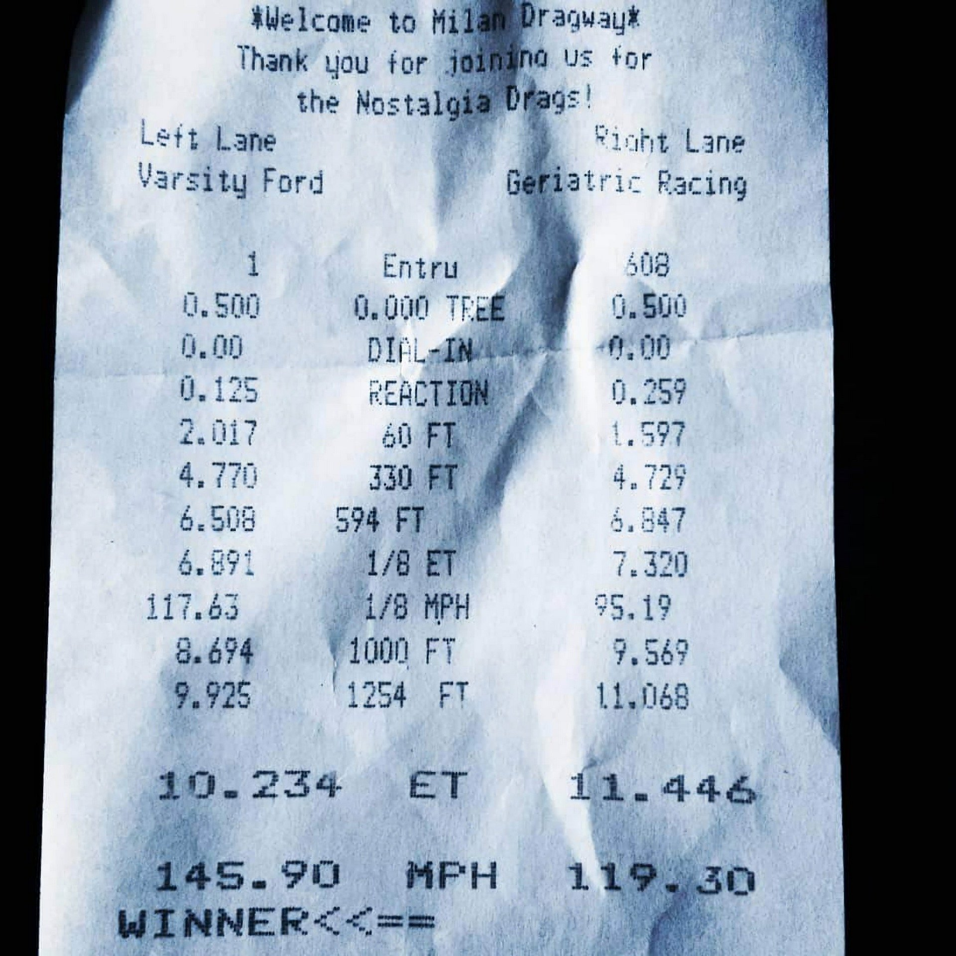Time Slip For Chad's 335xi
