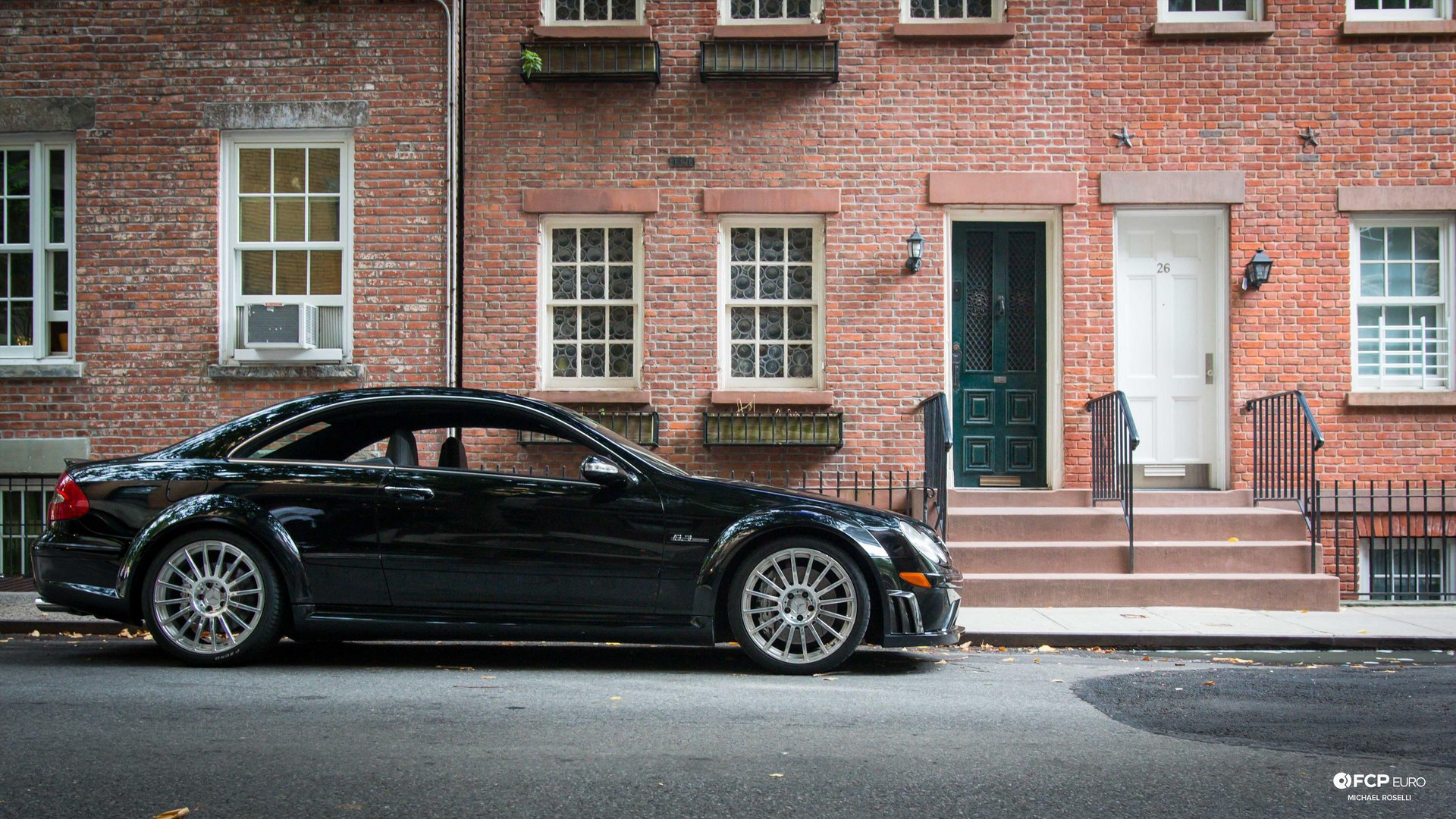 CLK63 AMG Black Series NYC
