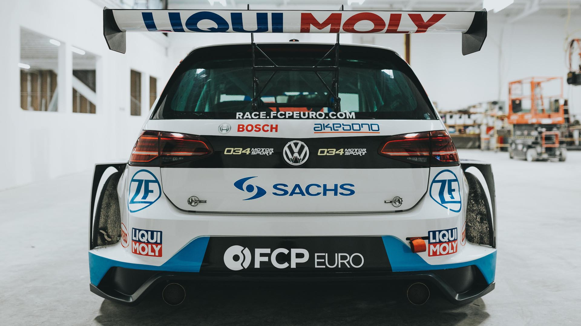 FCP Euro TCR Livery Unveil