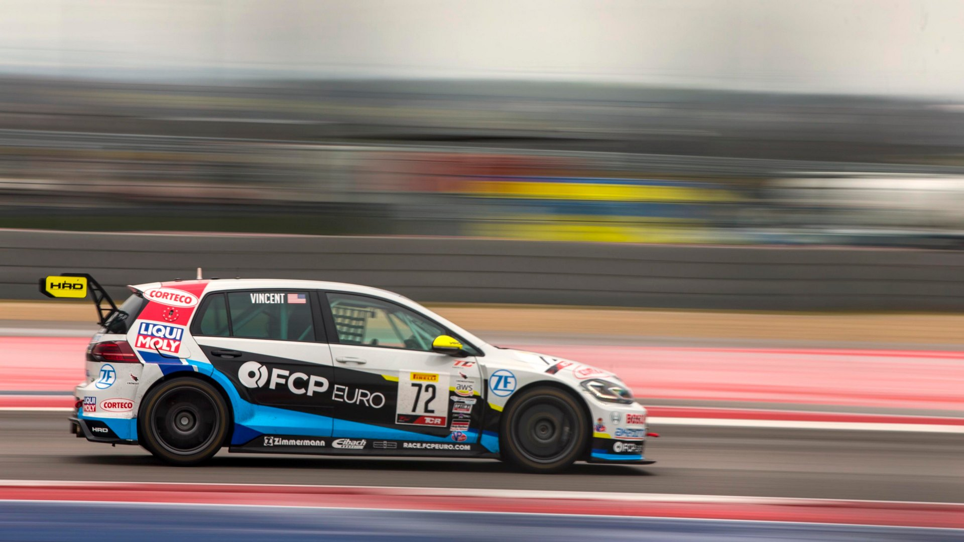 FCP Euro GTI TCR COTA Vincent Friday